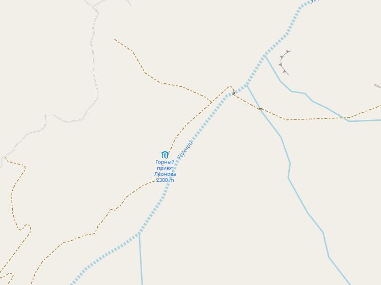 Парк приключений на картах