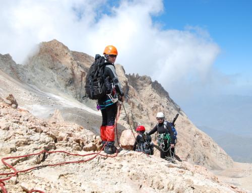 Программа «Альпинизм: начальная подготовка»