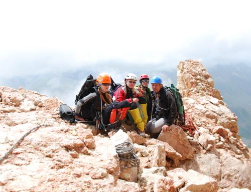 Программа: Основы альпинизма