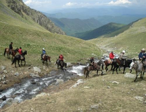 Походы на лошадях