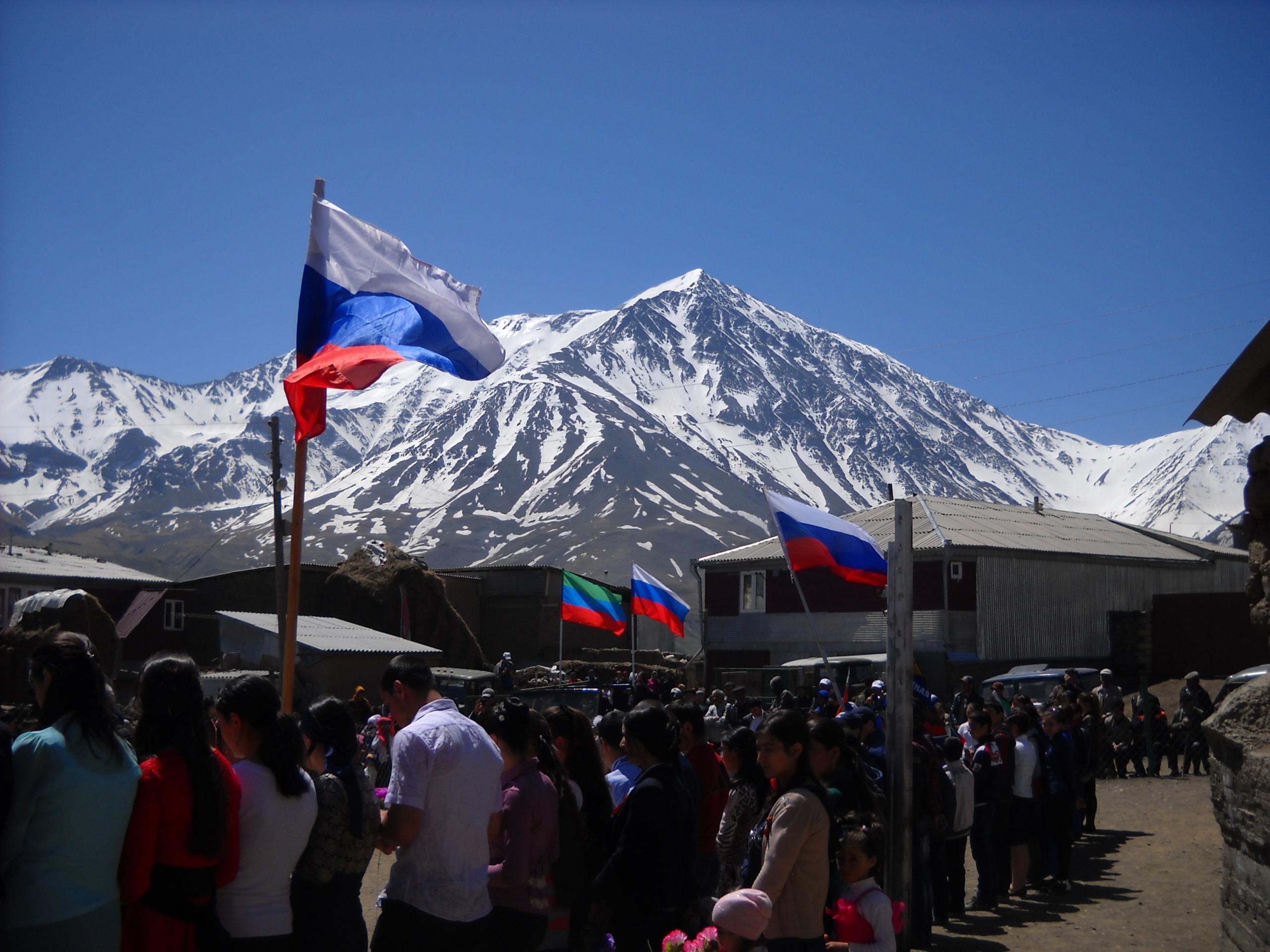 альпиниада Куруш