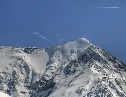 Сказания о ледниках южного Дагестана